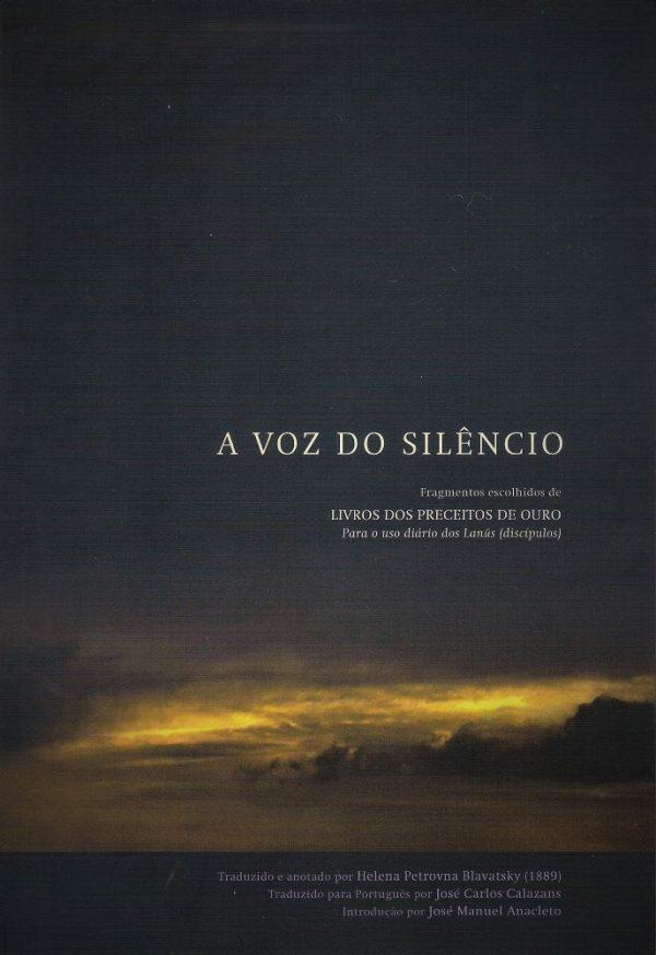 A Voz do Silêncio (Ed. Monja D'Arte)