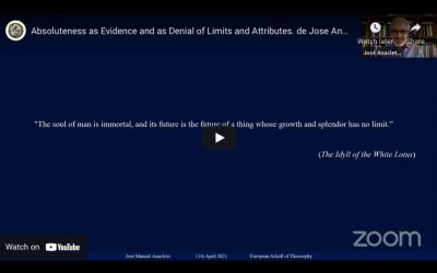 Absoluteness as Evidence and as Denial of Limits and Attributes