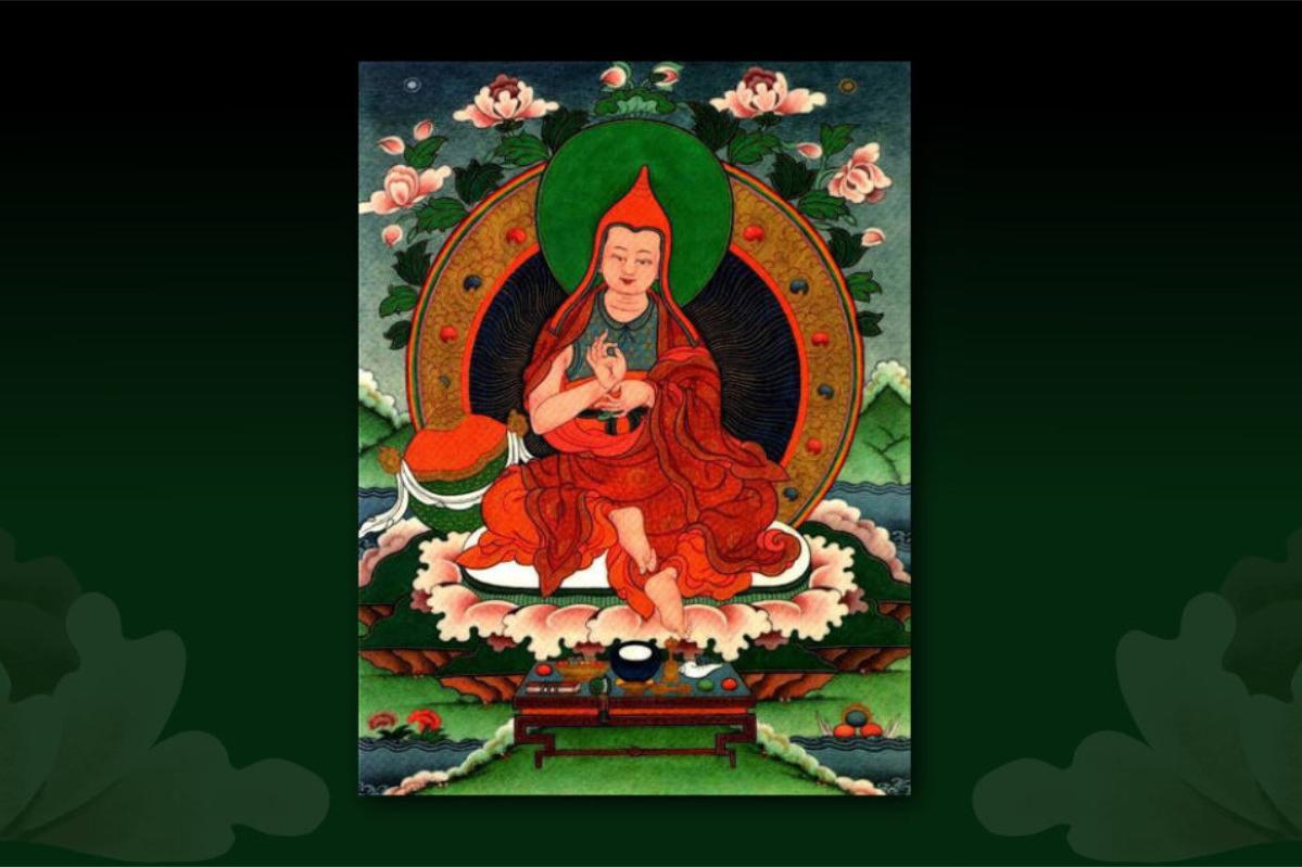 As 37 Práticas dos Bodhisattvas