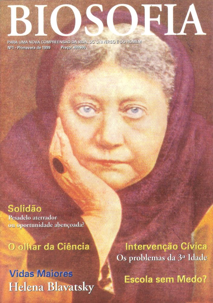 revista Biosofia nº 1