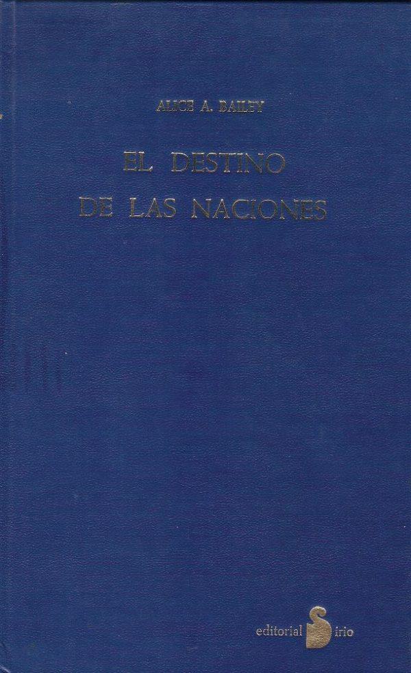 El Destino de las Naciones (capa dura)