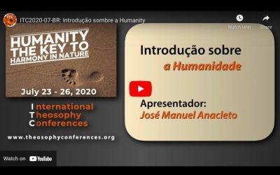 Introdução sobre a Humanidade