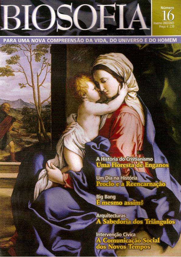 revista Biosofia 16