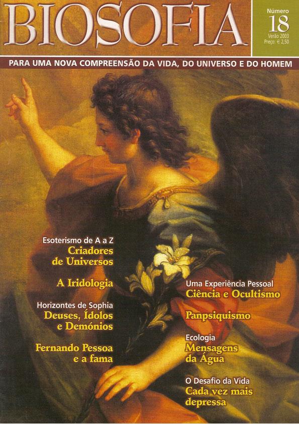 revista Biosofia 18