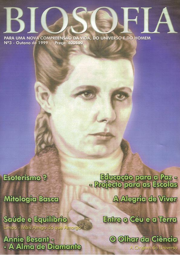 revista Biosofia 3