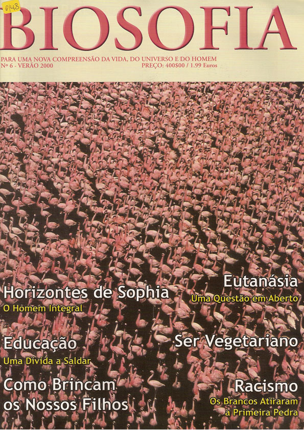 revista Biosofia 6